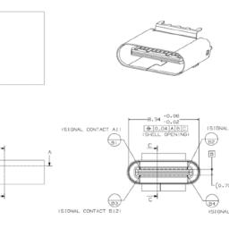 Usb Type C Connector Specifications Finalized Pipedot